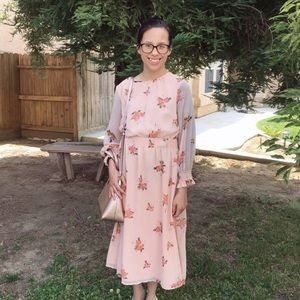 Lauren Conrad Blossom Dress